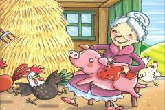 chiarabimbi 2016 nonna e porcellino