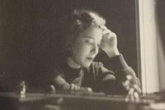 Jula Scherb, prima moglie di Piero Chiara