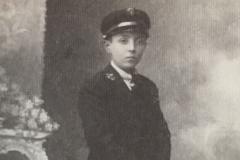 Piero Chiara scolaretto