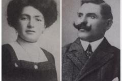 I genitori di Piero Chiara