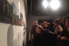 Vernissage Mostra Matteo Spertini Gallarate 1.04.2017