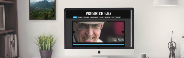 Il nuovo sito web del Premio Chiara