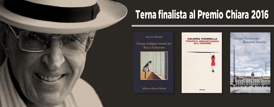 Terna Finalista Chiara 2016