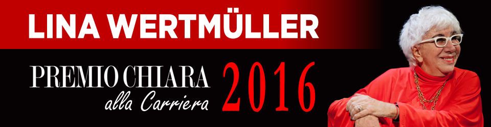 Premio Chiara alla Carriera 2016