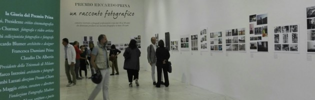 Mostra opere finaliste Premio Riccardo Prina 2016 alla Triennale di Milano