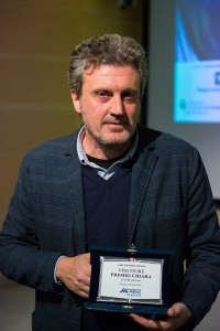 Antonio Manzini Vincitore Premio Chiara 2016