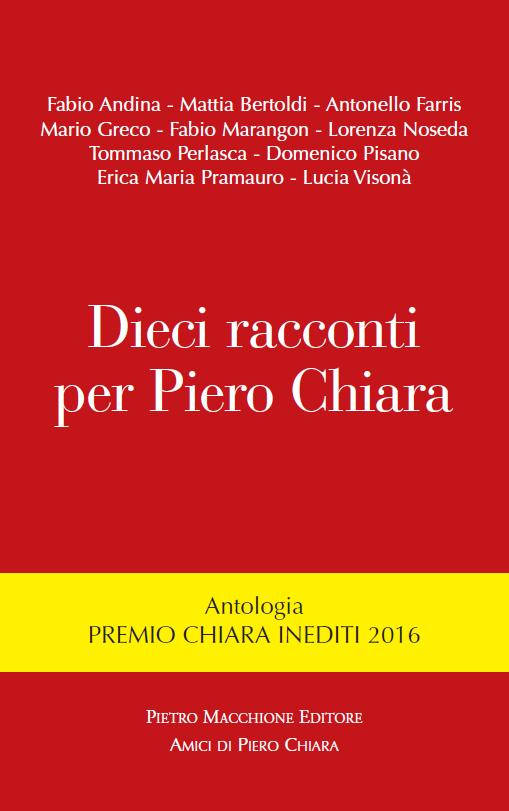 Antologia inediti 2016