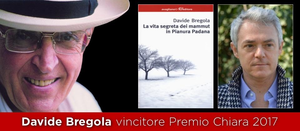 Vincitore Premio Chiara 2017
