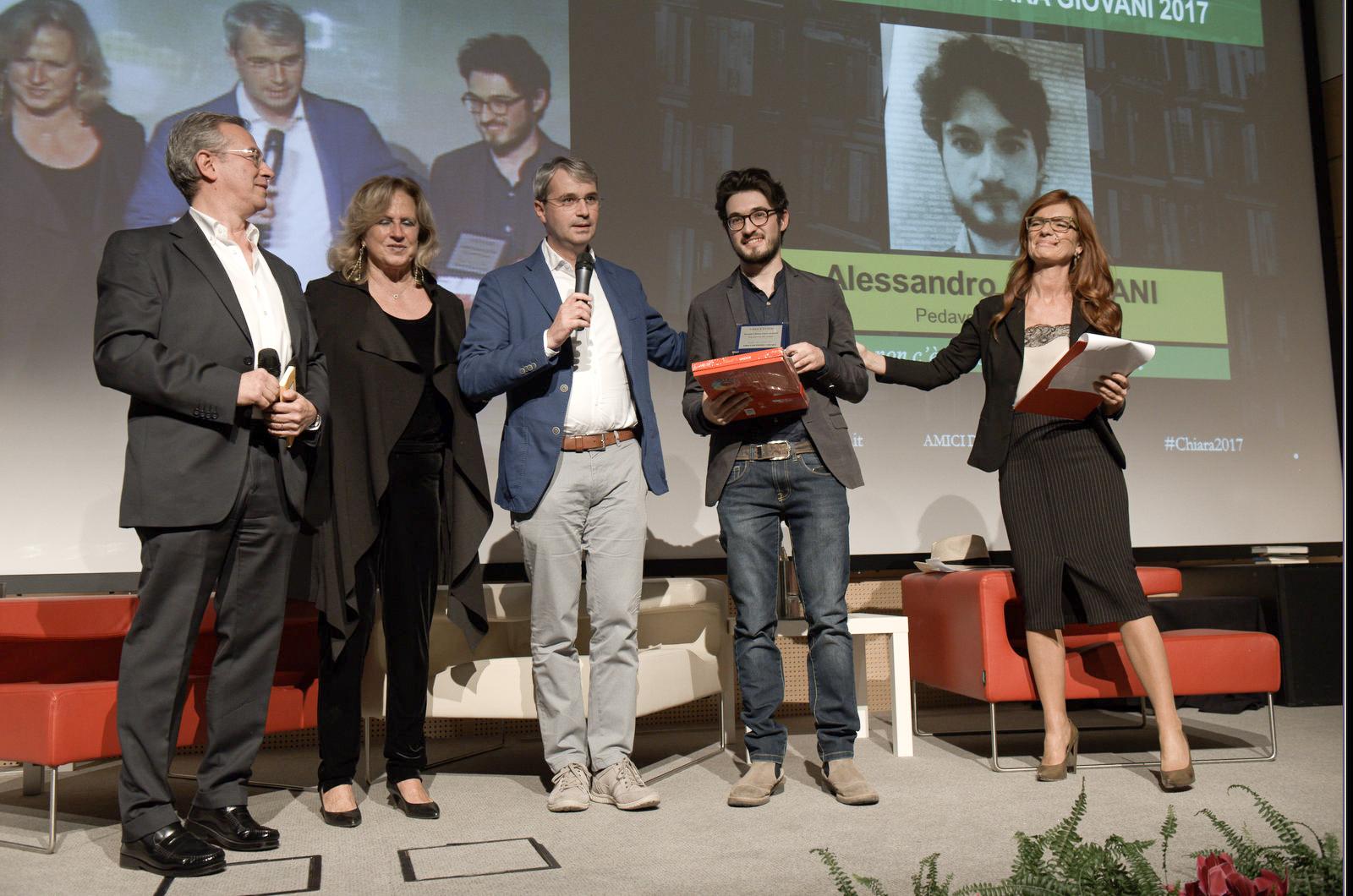 Finale #ChiaraGiovani2017