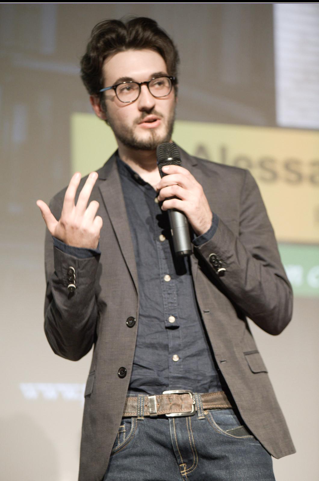 Alessandro Padovani Vincitore Premio Chiara Giovani 2017