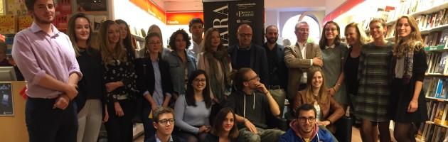 VIDEO: Incontro con i finalisti del Premio Chiara Giovani 2017