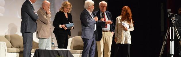 VIDEO: La cerimonia del Premio Chiara alla Carriera 2017 a Valerio Massimo Manfredi