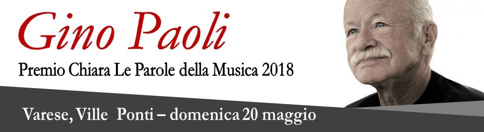 Premio #ParoleMusica2018