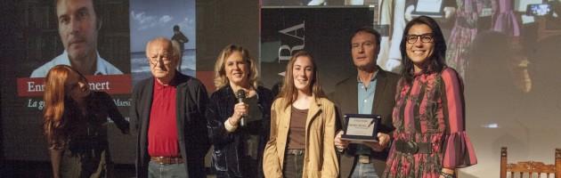 """Premio Chiara, vince Enrico Remmert con """"La guerra dei Murazzi"""" (da VareseNews)"""