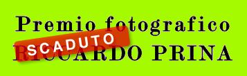 Premio fotografico Prina 2019