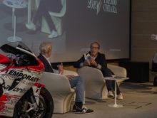 """Guido Meda al Festival del racconto: """"Con Valentino Rossi un rapporto speciale"""" (da VareseNews)"""