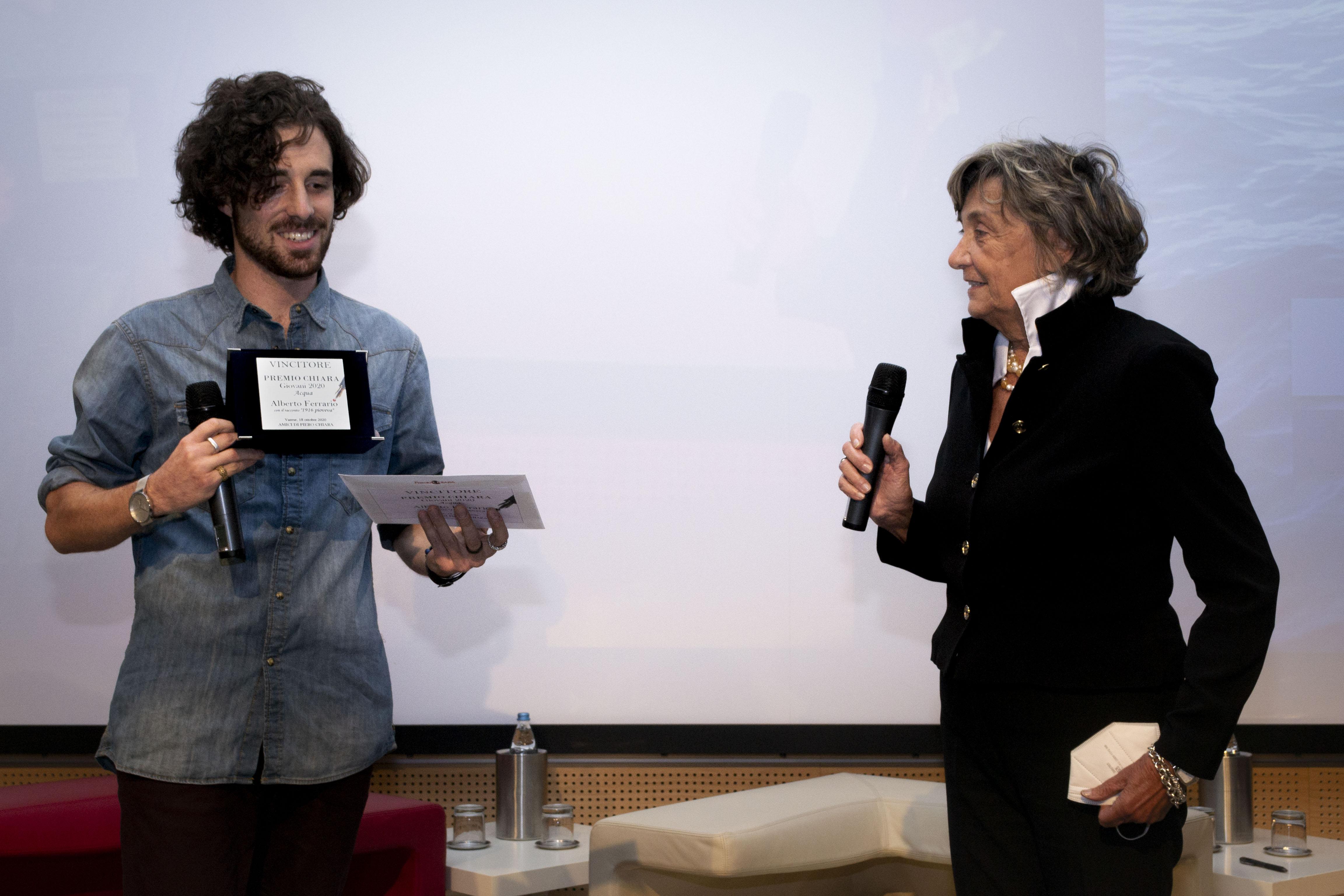 Premio Chiara Giovani