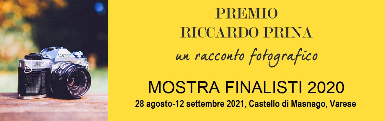 Mostra finalisti Premio fotografia e parola Riccardo Prina 2020