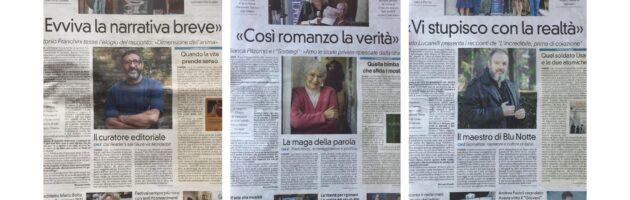 """Le interviste de """"La Prealpina"""" ai finalisti del #Chiara2021"""